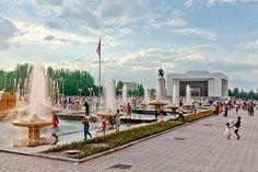 Square of Bishkek