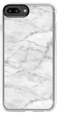 Casetify iPhone 7 Plus Classic Grip Case - Marble by Sara Eshak #Casetify
