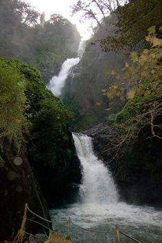 Cascada Tulimán, Zacatlán de las Manzanas, Puebla.