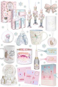 Christmas Gift Tags, Christmas Mugs, Pink Christmas, Christmas Time, Nutcracker Ornaments, Nutcracker Christmas, Barbie, Wishes For Baby, Baby Design