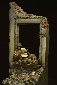 Dioramas and Vignettes: Normandy, 1944, photo #2