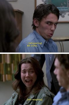 Freaks & Geeks. Literally the best moment of the series right there.