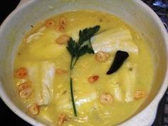 Bacalao al pil pil Thermomix Fake Food, Food N, Good Food, Food And Drink, Panama Recipe, Tapas, Paraguay Food, Le Chef, Party Snacks