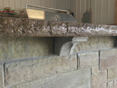 Walttools Precast concrete corbels can make your interior or exterior concrete countertops make a statement. Check them out!
