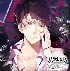 [15/05] DIABOLIK LOVERS BLOODY BOUQUET Vol.2 Ruki