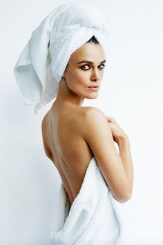 Keira Knightley photographed by Mario Testino
