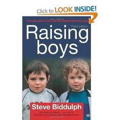 Are you raising boys? Here is a review of Steve Biddulphs book on how to do just that...