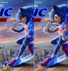 Left: made by a Drunk Right: made by a Professional Sonic Mania, Sonic 3, Sonic Fan Art, Sonic The Hedgehog, Hedgehog Movie, Pokemon, Sonic The Movie, Otaku Anime, Geeks