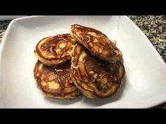 Gastronautas: Panqueques de Plátano y Arándanos - Punto y Coma