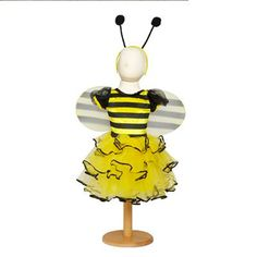 years Bumble Bee Childrens Costume by Travis Dress Up By Design Toddler Fancy Dress, Childrens Fancy Dress, Fancy Dress For Kids, Cute Girl Dresses, Girls Dress Up, Dress Up Outfits, Thing 1, Music For Kids, Girl Costumes