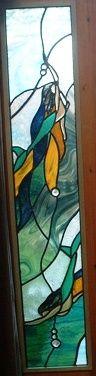 Mermaid door panel 2 of 2 fikilpatrick.com