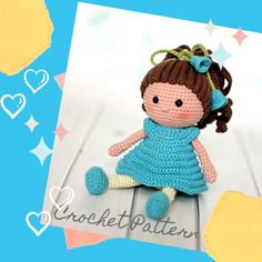 Create your own cute doll Polly