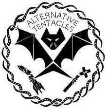 Alternative Tentacles logo  (Winston Smith)