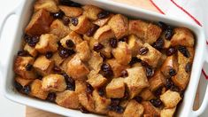 If you're looking for easy ways to reduce food waste, bread pudding is a delicious place to start. You can collect heels and extra slices of breads in Nutella, Oreo, Trifle, Key Lime, Healthy Recipes, Cooking Recipes, Bread Recipes, Sweet Recipes, Healthy Snacks