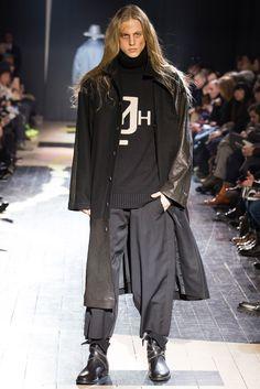 Yohji Yamamoto Fall 2015 Menswear - Collection - Gallery - Style.com