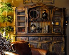 Rustic Tuscan Furniture