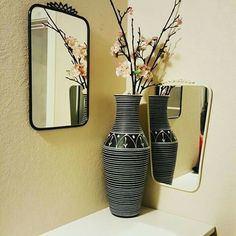 Vase, Home Decor, Decoration Home, Room Decor, Flower Vases, Interior Design, Vases, Home Interiors, Flowers Vase
