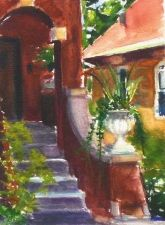 Rumor has it there might be a Barbara Yaross art exhibit at HCBA in the springtime...stay tuned.