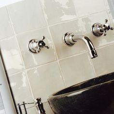 Bathroom wall tiles #winchestertiles Victorian Bathroom, Bathroom Wall, Wall Tiles, Door Handles, Sink, Home Decor, Room Tiles, Sink Tops, Vessel Sink