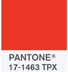 Pantone Color 2012