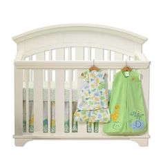 Halo® SleepSack® 5-Piece Crib Set™ - No loose blankets or bumpers for safer sleep. Includes adorable SleepSack Swaddle, SleepSack, 2 fitted sheets and decorative crib skirt. #HALO  SleepSack Crib Set