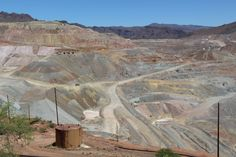 Copper Mine - Kearny - Arizona