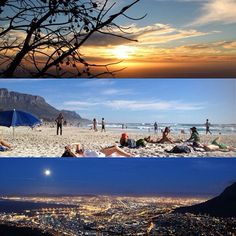 Memories of Cape Town shared by Instagram user @tiaraashleyanne.