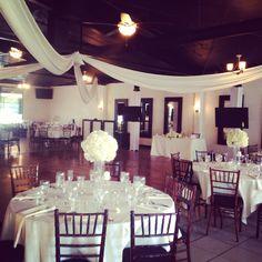 All white wedding at Casa Bonita in Fullerton, CA. #weddingideas #affordablevenuesinorangecounty #casadelagoevents