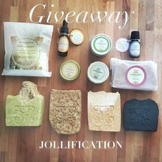 It's almost over! Have you entered our giveaway yet? Need to get your hands on some jollies? Win this giveaway! Worth over 165$ and filled with our best liked jollies. Entries open worldwide. How to enter: 1. Follow @jollification 2. Like this photo 3. Regram with @jollification and #letyourskinfeelthejollies . Extra entries earned by following us on Twitter and Facebook with @jollificationby and sharing this photo with #letyourskinfeelthejollies . You can enter as many times as you want and… Skin Food, Giveaway, You Got This, Swag, Hands, How To Get, Times, Facebook, Twitter