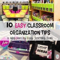I love classroom hacks to help with management and organization. I want to share some of my classroom hacks that you can use tomorrow in your classroom.