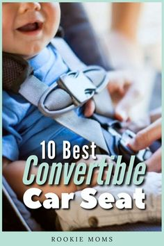 As a mom, you're always thinking about and prioritizing the safety of your baby. One of the most important decisions you make for them early on is their car seat. Safety comes at a price in this case though, so you might be thinking a convertible car seat is your best option. Baby Registry Essentials, Baby Registry Must Haves, Getting Ready For Baby, Preparing For Baby, Best Convertible Car Seat, Travel With Kids, Family Travel, Family Planning, Baby Wearing