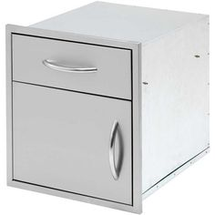 """CalFlame 18"""" Door and Drawer Combo BBQ11840P-18"""