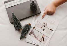 Holiday family photo ideas, Artifact Uprising, holiday card ideas, Christmas flat lay