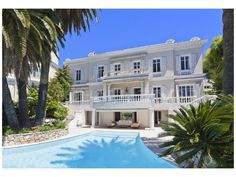 Diablo and Damien's breathless mansion in the south of France where Sierra spends most of her time in captivity.