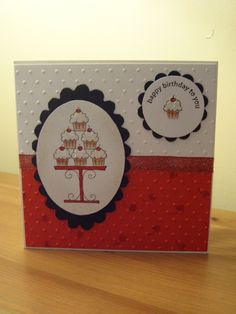 Crazy for Cupcakes by Stampin Up