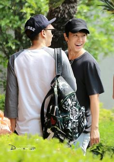 Eunhyuk and Donghae - Super Junior
