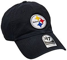 NFL Pittsburgh Steelers Clean Up Adjustable Hat 8f44eb56d