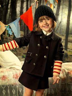 Campaña Otoño-Invierno 2011 Paula Cahen D'anvers niños