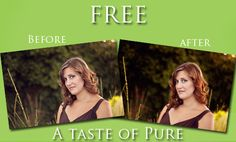 Pure Photoshop Actions Freebies, I love these. :)