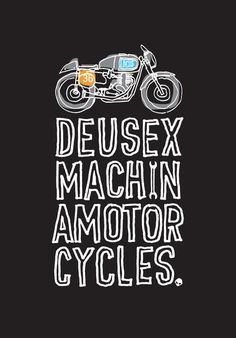 DEUSEXMACHINAMOTORCYCLES