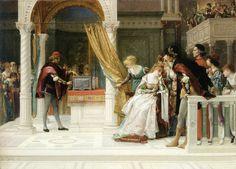 Alexandre Cabanel   Merchant of Venice, 1881