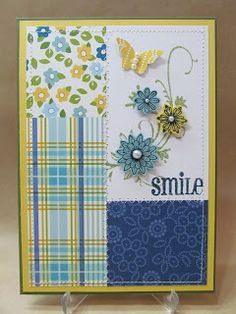 Smile - patchwork