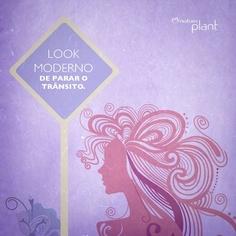 Adote o corte com fios desfiados a partir da altura da boca. Quando for modelar, seque com difusor, em velocidade média baixa. #cabelos #dica #look #estilo