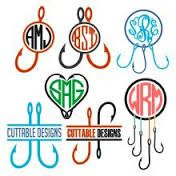 Image result for monogram seahorse embroidery