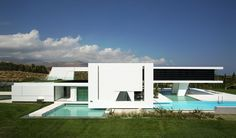 H3 Residence by 314 Architecture, Athens, Greece