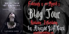 Laurie's Paranormal Thoughts and Reviews: Swept Into Darkness by Lataeya Lane: Interview: Promotional Book Tours