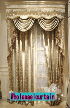 Custom+Made+Valances | Custom size+print+cheap made to measure curtains ,sheer,valance ...