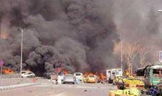 ارتفاع عدد ضحايا تفجيرات كابول إلى 22…: ارتفع عدد ضحايا الهجمات الانتحارية المتتالية في العاصمة الأفغانية كابول إلى 22 قتيلا على الأقل…