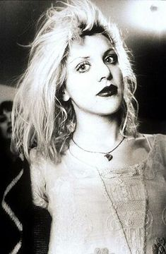 'Do not destroy yourself for the football captain. BE the football captain' ~Courtney Love