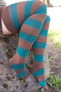 Extraordinary Striped Thigh High Socks Striped thigh high socks from Socks Dreams, perfect for airline travel! Striped Tights, Knee High Socks, Sock Leggings, Tight Leggings, Cute Socks, My Socks, Thigh Socks, Crazy Socks, Elegant Woman